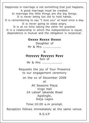 Wedding Invitation Matter For Friends In Hindi