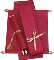 Indian Wedding Cards Bar Amp Bat Mitzvah Scroll Wedding